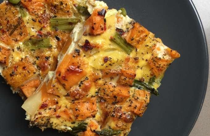 kuskonmazli-omlet